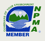 NPMA Logo for Pest Management in Meridian